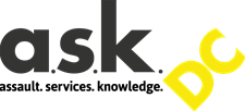 Logo for the ASK DC site